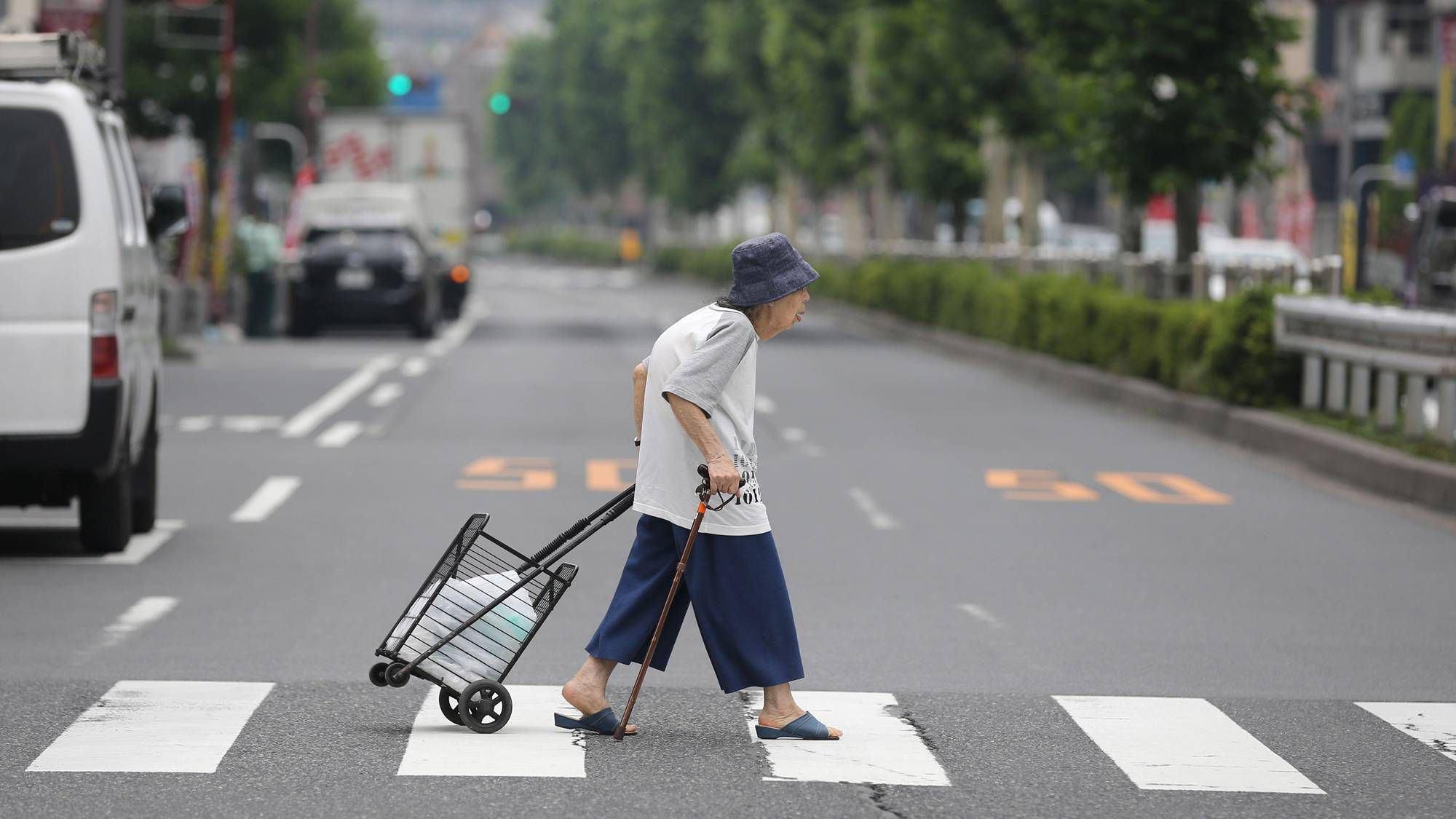 Bold steps: Japan's remedy for a rapidly aging society - The Globe