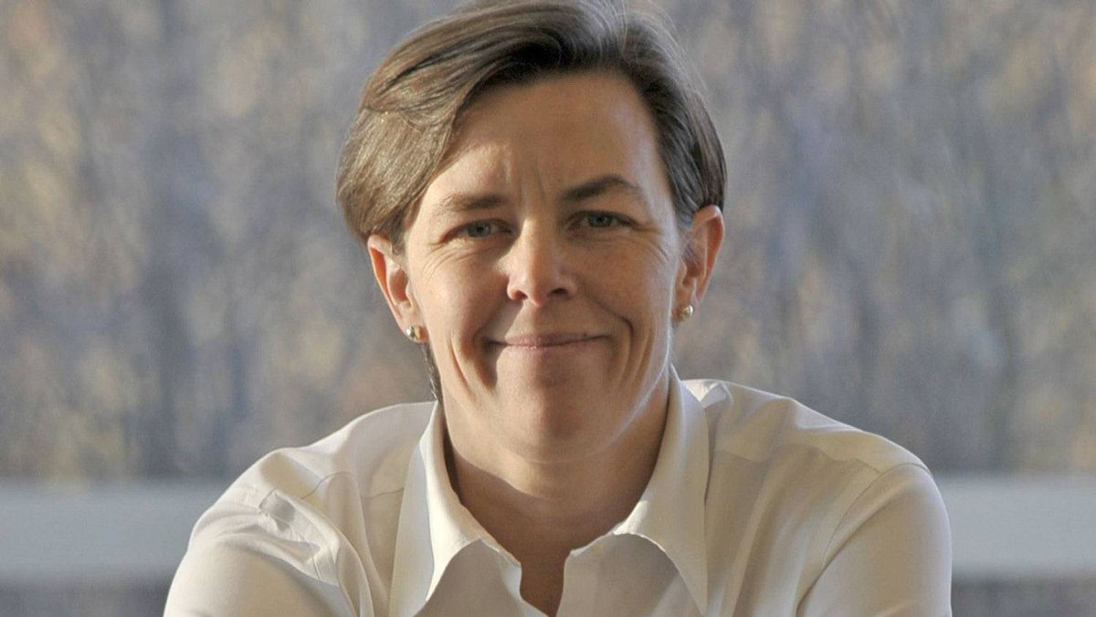 Dr. Kellie Leitch: ' I believe that the future of health care can be improved by clinicians having a better understanding of business operations.'