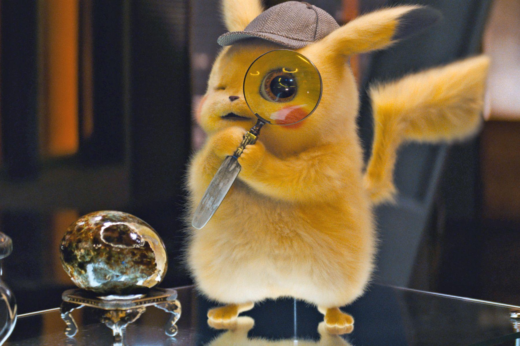 The breezily bizarre Pokémon: Detective Pikachu will make you want to pet Ryan Reynolds's fur