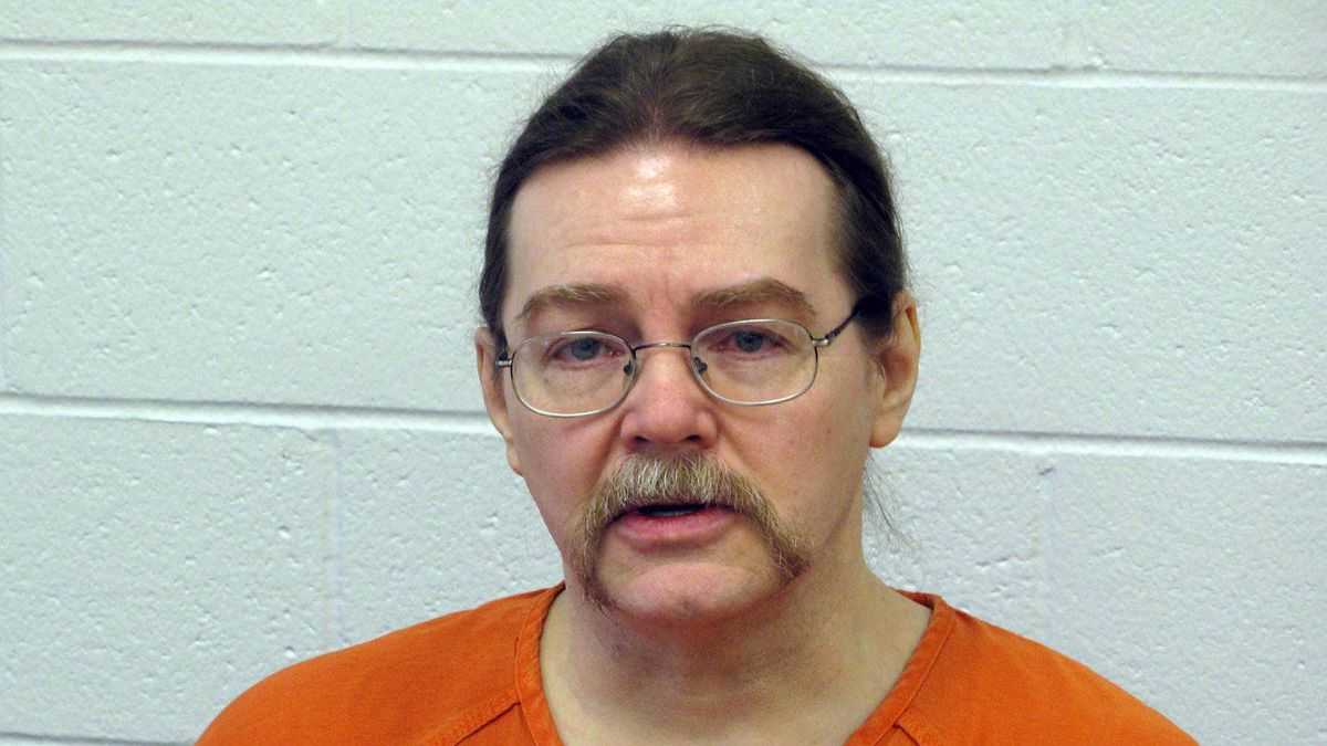 Ronald Smith, the only Canadian on death row in the United States, is shown at the state prison in Deer Lodge, Montana, Wednesday, Feb. 22, 2012.