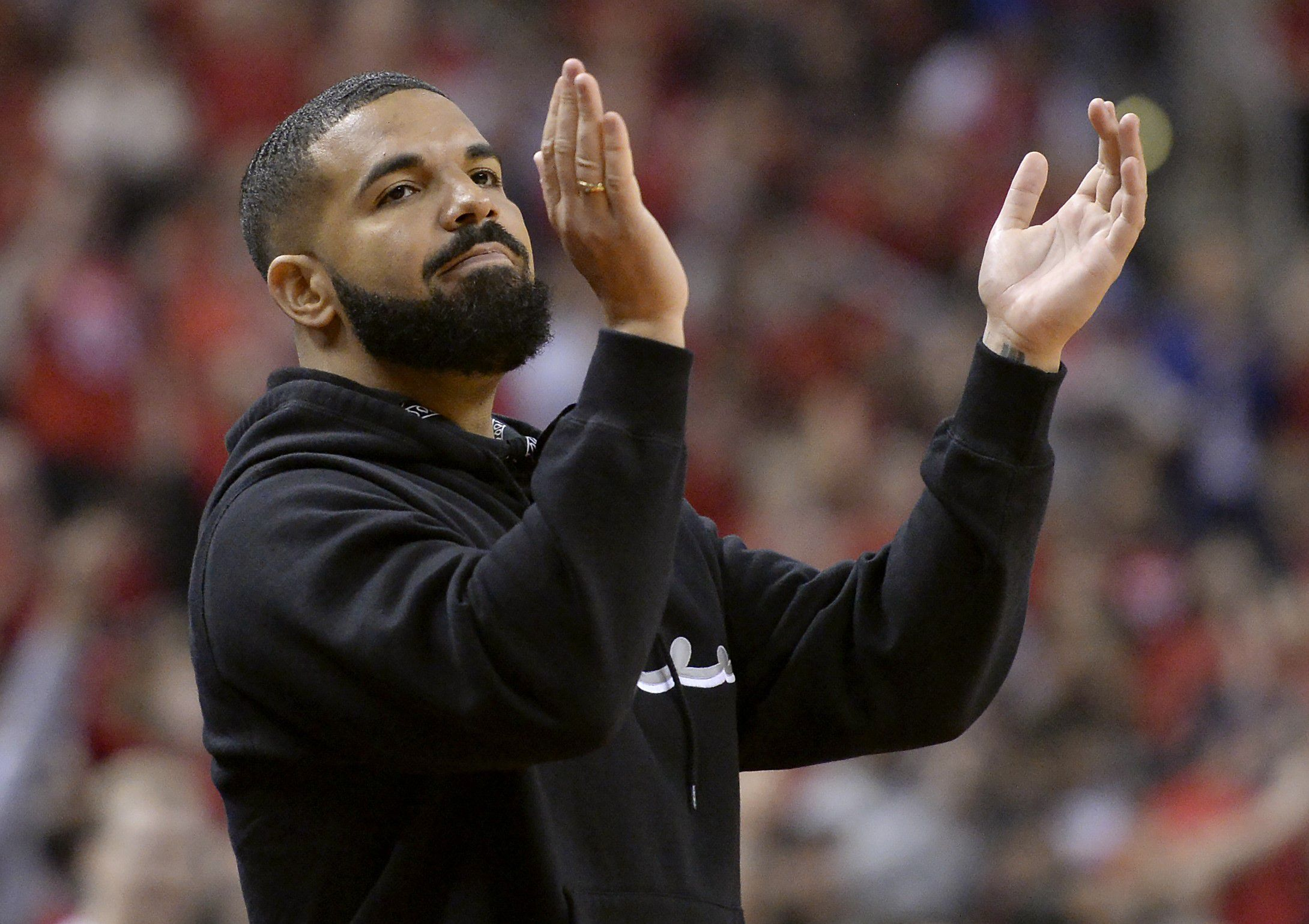 Of course Drake is a part of the Raptors. Hip hop and basketball are intertwined