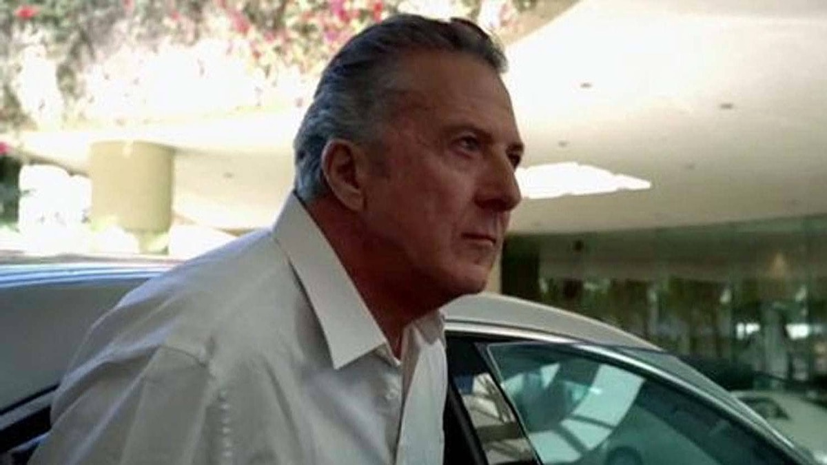 """Dustin Hoffman in a scene from an episode of the new HBO show """"Luck"""""""