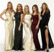REALITY The Real Housewives of Vancouver Slice, (10 a.m. – 9 p.m.; then 11 p.m. - midnight) ET; (7 a.m. – 6 p.m., then 8 p.m. - 9 p.m.) PT It's the show everyone's talking about (even if they won't admit to watching it). Launched last month, this homegrown entry in the Housewives franchise has more than a million viewers watching each week. If you're late to the party, tonight's marathon will introduce you to the five West Coast doyennes abruptly thrust into the spotlight. The ladies in question: Christina Kiesel, who still claims to be 29; Jody Claman, who runs a West Vancouver catering firm; Reiko MacKenzie, a martial artist with a fleet of luxury cars; Ronnie Seterdahl Negus, a mother of five looking to open her own winery; and Mary Zilba, Miss Ohio 1986. In tonight's first show, Jody arranges a luxury trip to Whistler, Mary deals with her latest breakup and Reiko picks out a new car at the local Ferrari dealership.