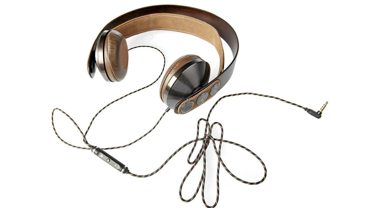 House of Marley eco-friendly headphones are made of birch wood, recycled aluminum, natural leather and hemp. For every pair of Exodus headphones sold, $1 goes to MusiCounts, a music education charity that helps give Canadian children access to music programs. $169.99, futureshop.ca