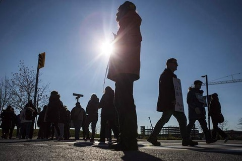 Ontario offers tuition refund to students as college strike ends