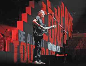 Roger Waters performs at Toronto's Air Canada Centre, Sept. 15, 2010.