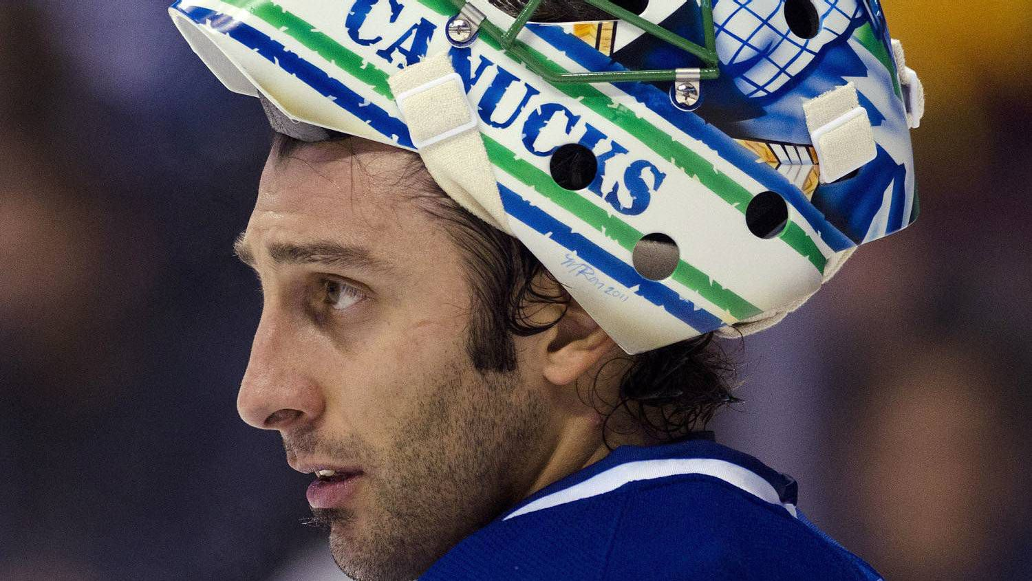 Roberto Luongo Looks To Rebound Against Caps The Globe And Mail