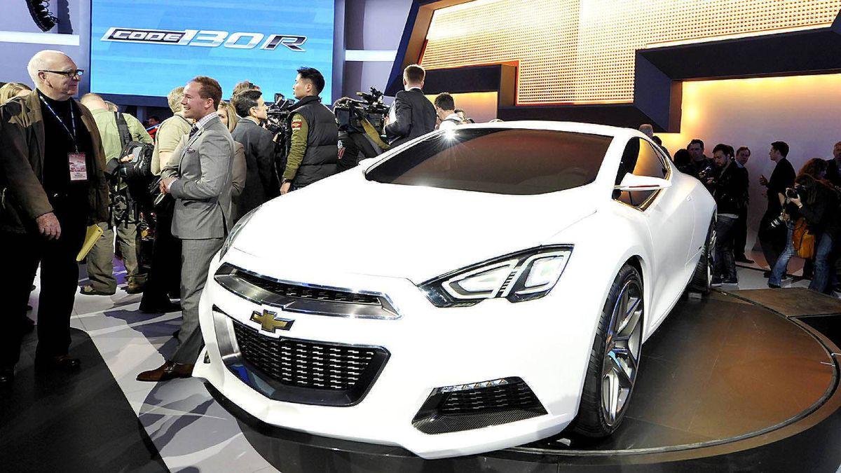 Chevrolet TRU-140S concept car