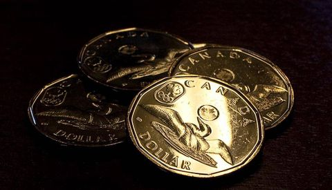 Canadian dollar: Purchasing power parity points to 85-86 cents