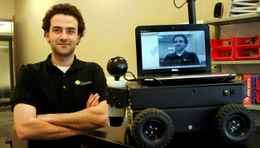 Matt Rendall, CEO of Clearpath Robotics