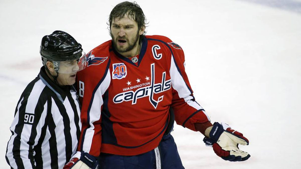 65c4254b034 Capitals sniper Alex Ovechkin named NHL s first star for January ...