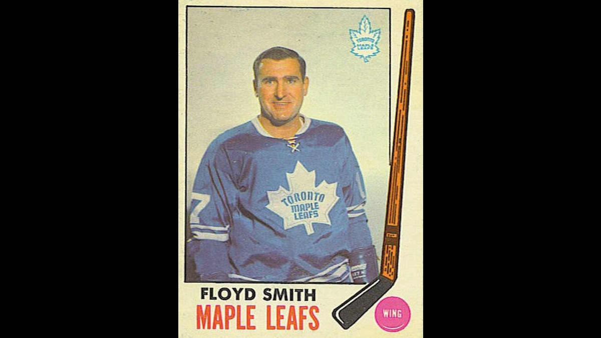 Floyd Smith was a player before he coached the Toronto Maple Leafs from 1979-1980.