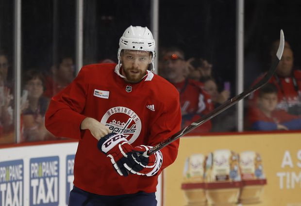 7598be23ae3 Kuznetsov likely to be a game-time decision for Capitals on Saturday night