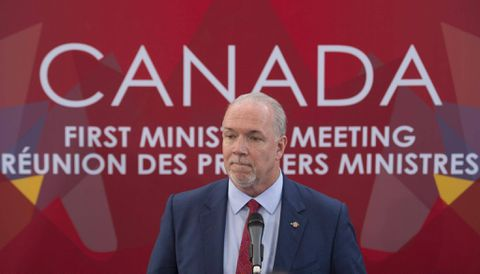 Premier John Horgan calls by-election for Kelowna West