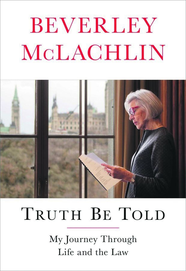 Beverley McLachlin's autobiography demystifies the Supreme Court and connects it to young Canadians