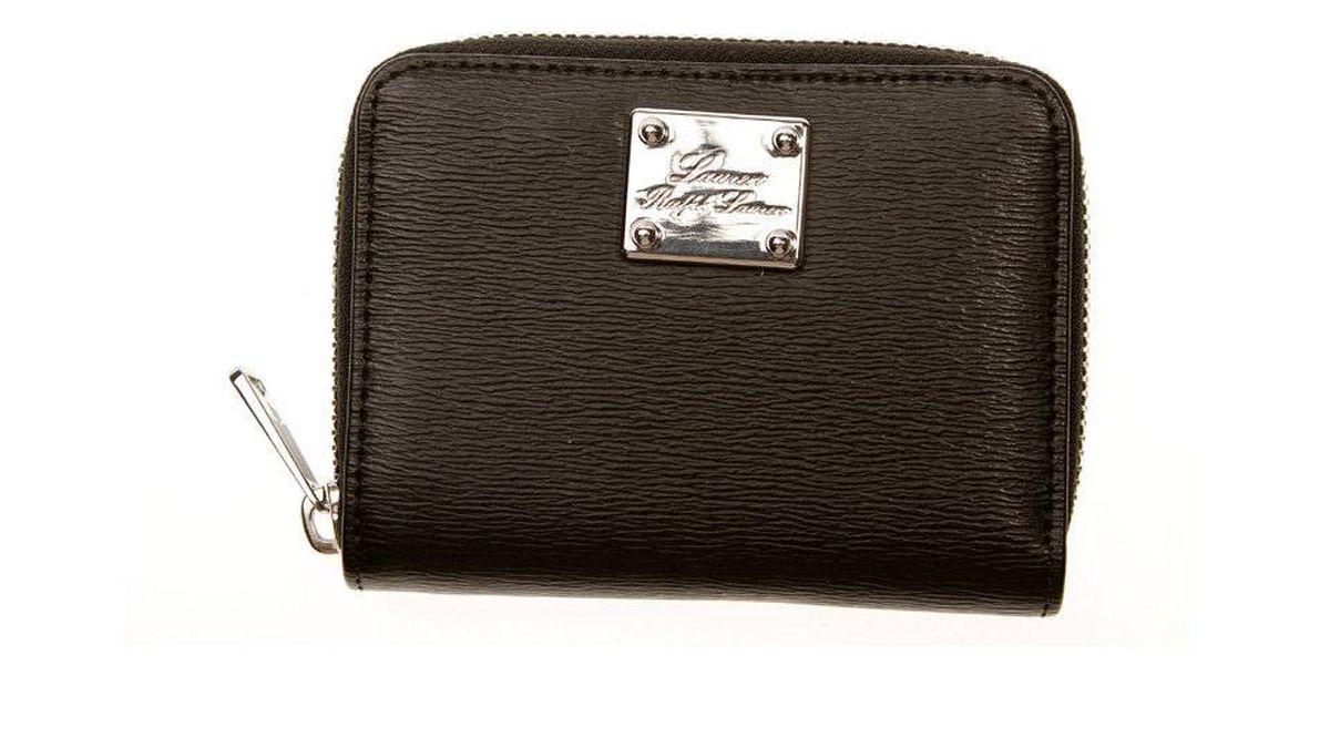 Ralph Lauren wallet, $98 at the Bay (www.hbc.com)