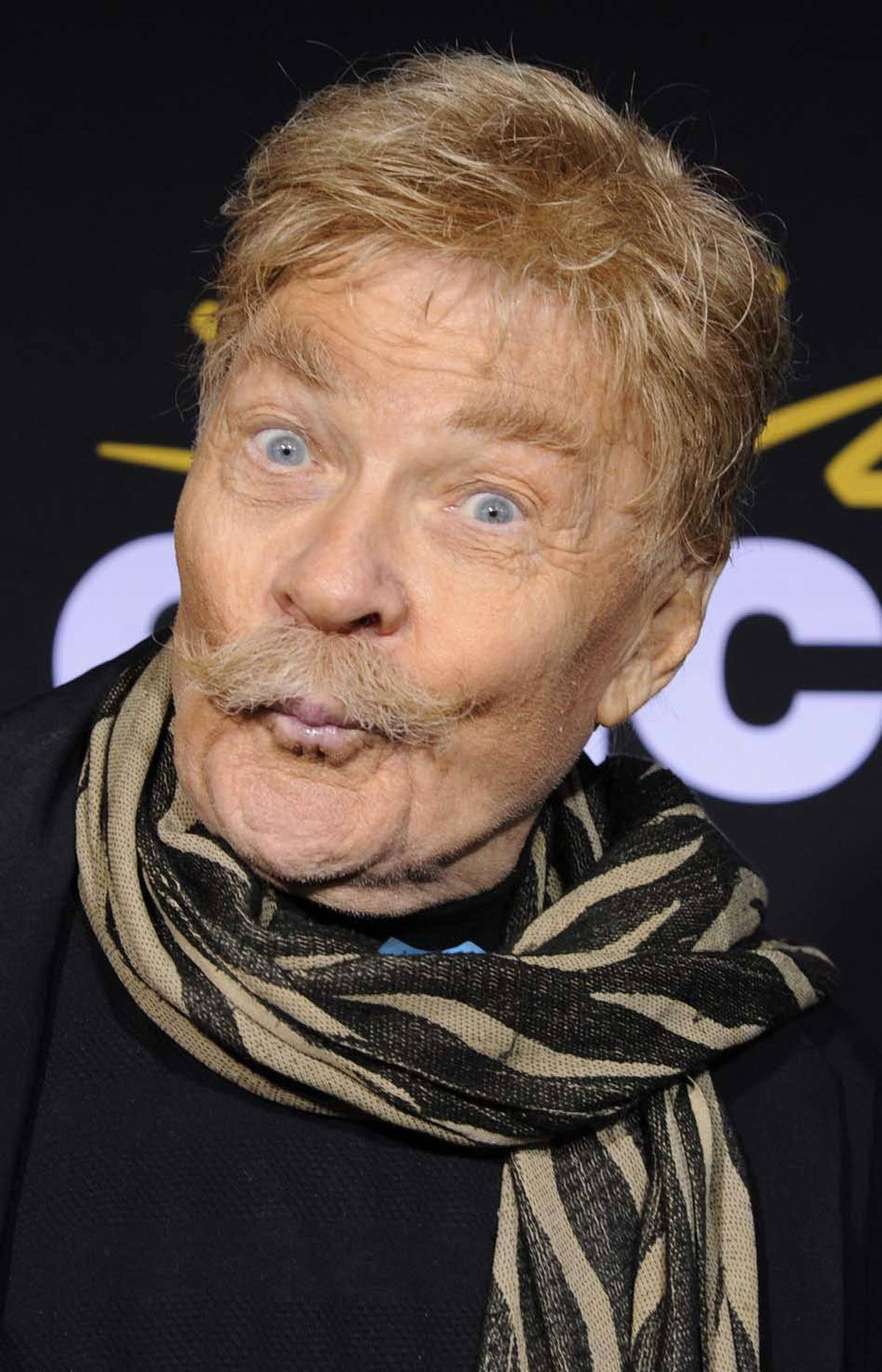 "Yes, Rip Taylor attending a screening of the documentary ""Method to the Madness of Jerry Lewis"" in Los Angeles last week, that just happened."
