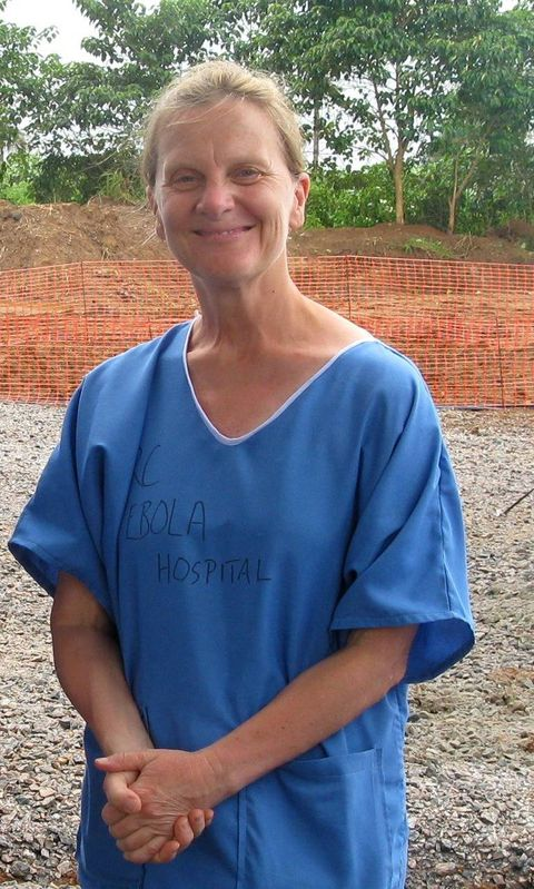 My rookie year working in Ebola-stricken Sierra Leone