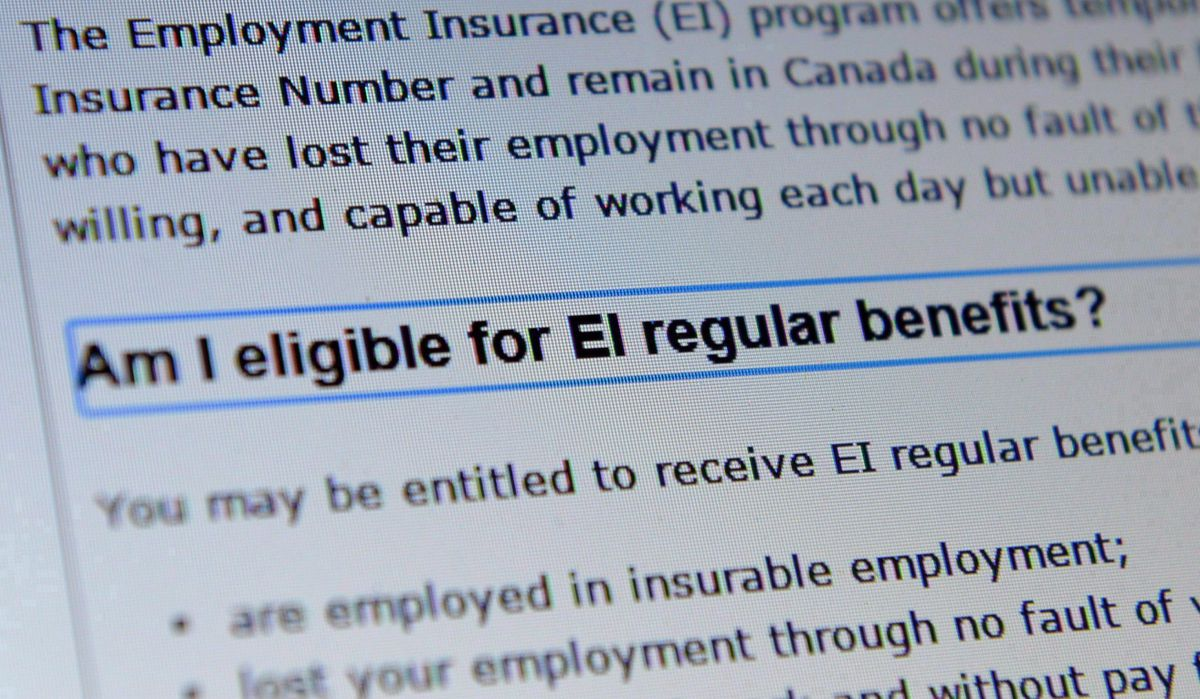 How to apply for EI and other COVID-19 emergency government income supports