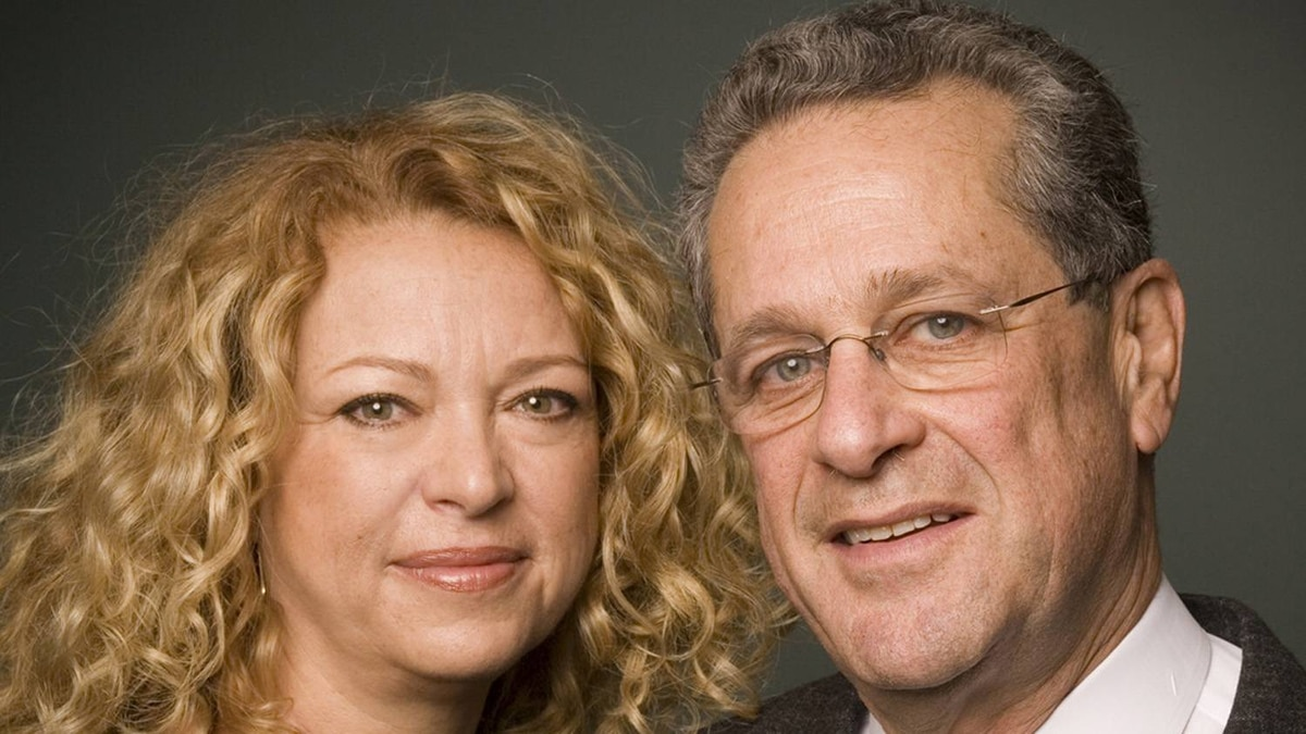 Gordon and Penny Echenberg are donating $1-million to McGill Unicersity for human rights conferences.