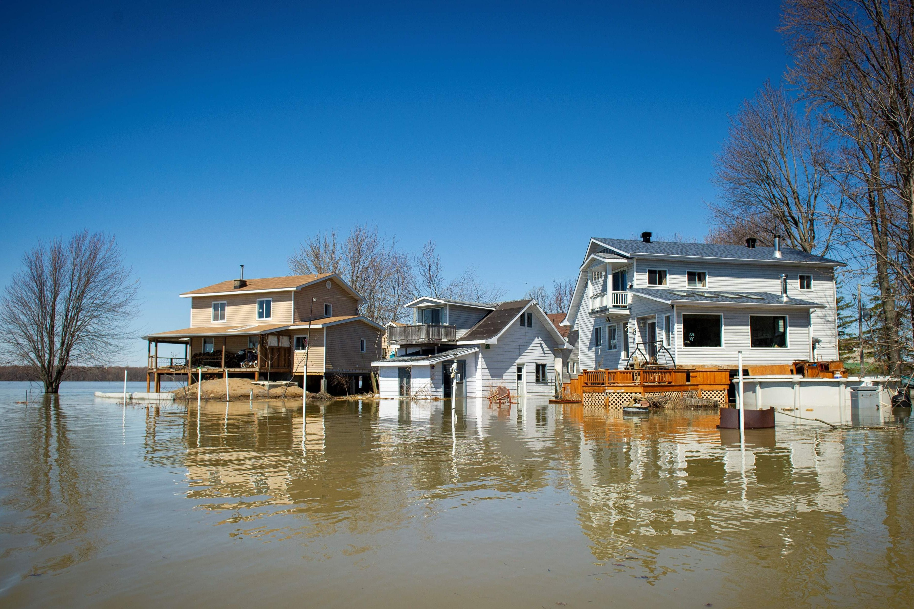 Death, taxes – and flooding: Repeated disasters are the norm, so let's have a better plan
