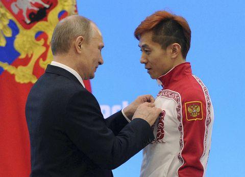 Ahn not eligible for Pyeongchang Olympics: RIA