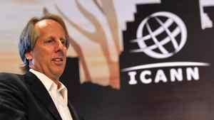 ICANN president Rod Beckstrom