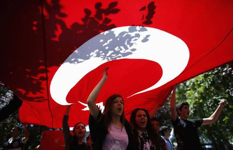 Turkey is not having another Arab Spring, but something more democratic