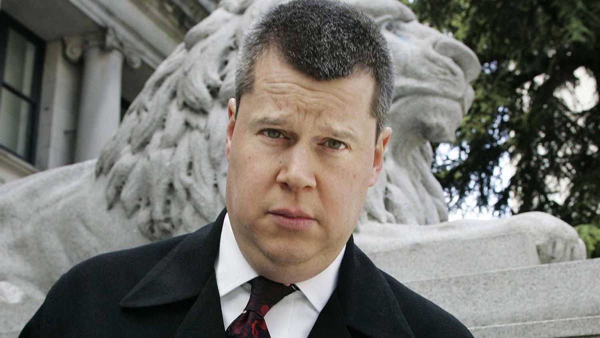 Daniel Handler, author of the Lemony Snicket books.