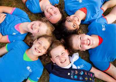 GIRL GUIDES OF CANADA
