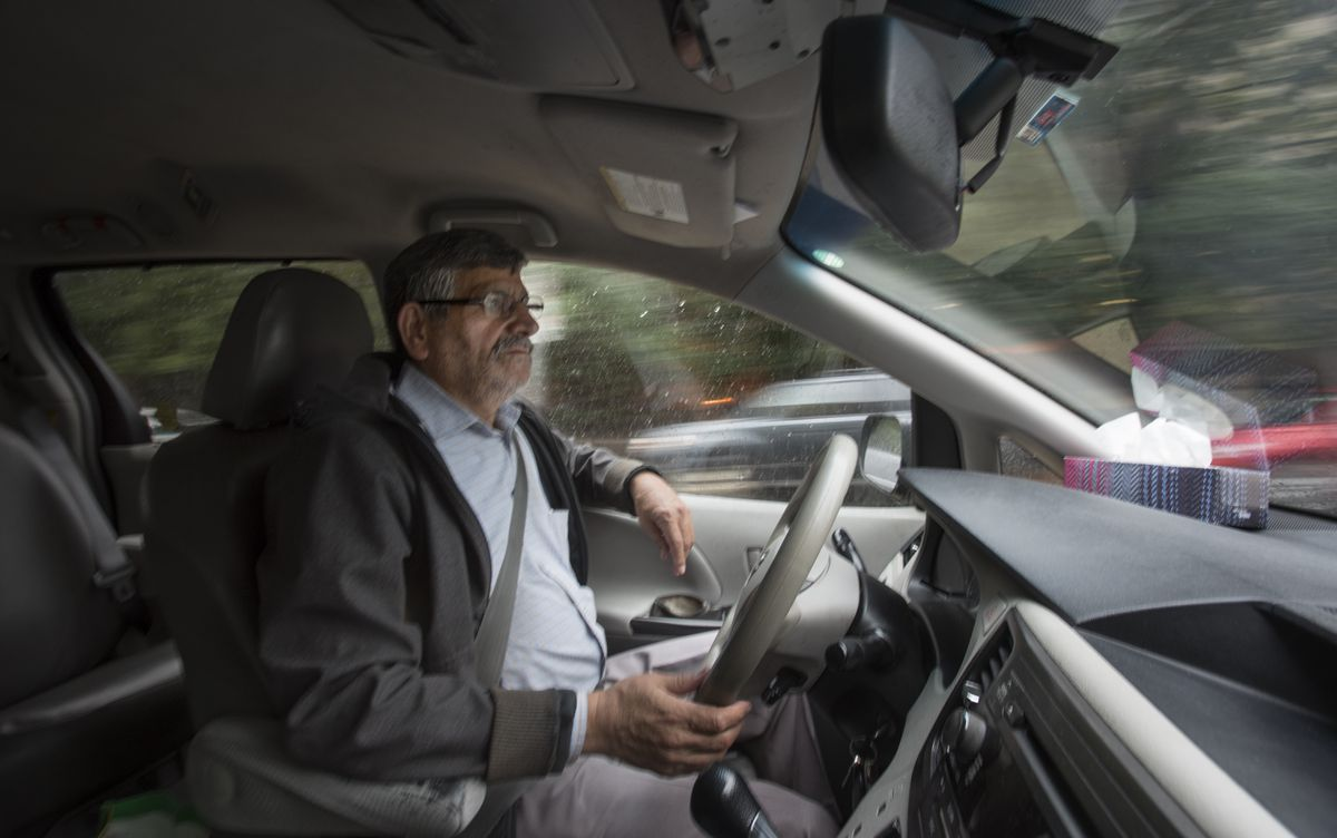 Do Canada's taxi drivers have a place in transportation's changing future?(Globe & Mail, Oct 5/18)