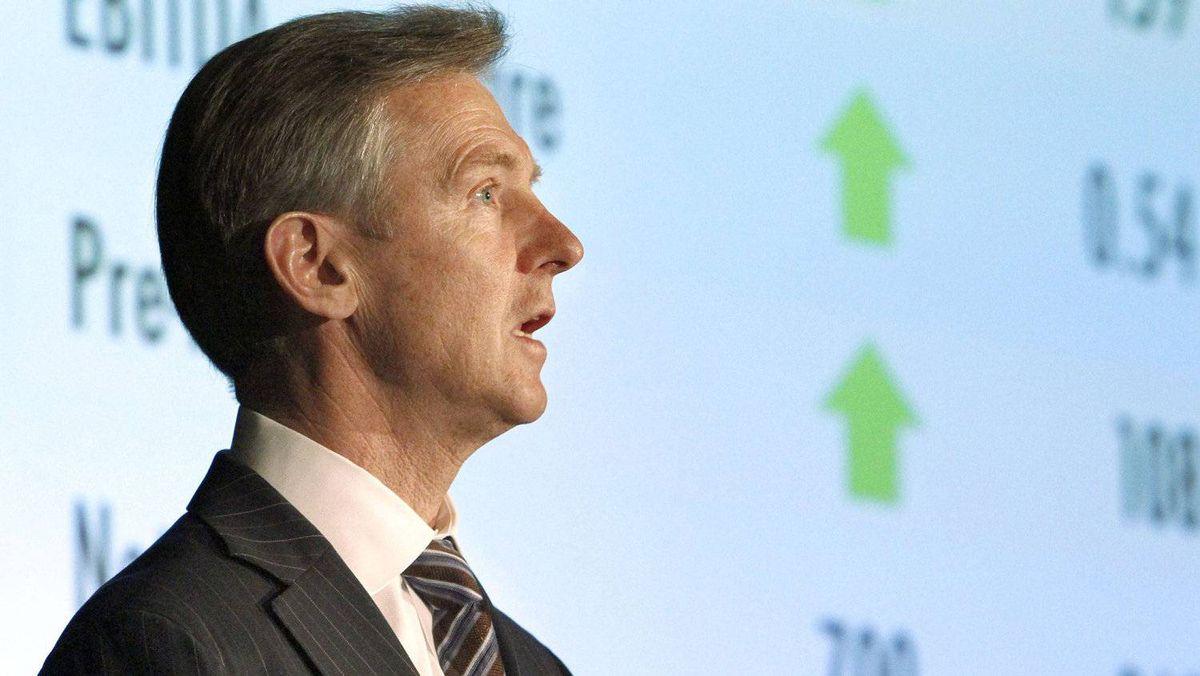 Stephen McPhail, CI Financial CEO
