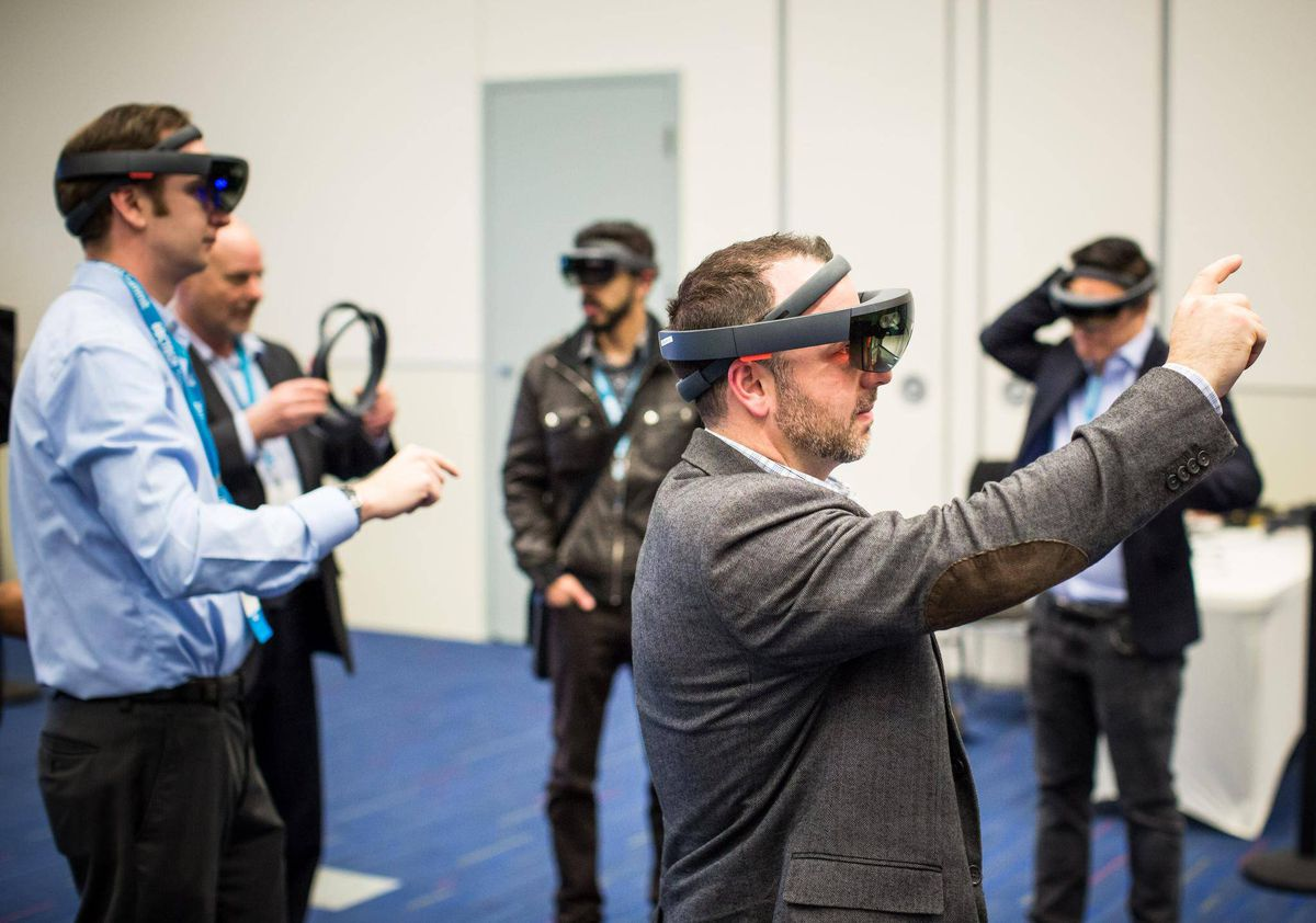 I want to be a virtual-reality content producer … what will my salary be?