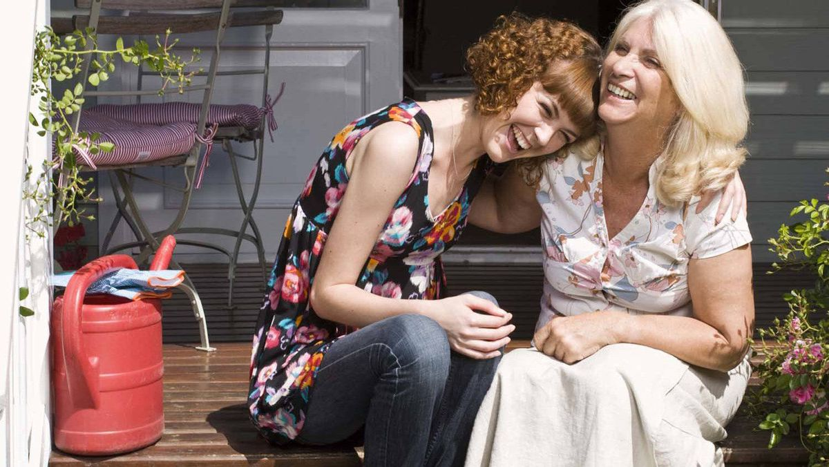 According to a new study, more than half of boomer-generation mothers support their grown children financially, and 60 per cent are the ones their children rely on when problems arise.
