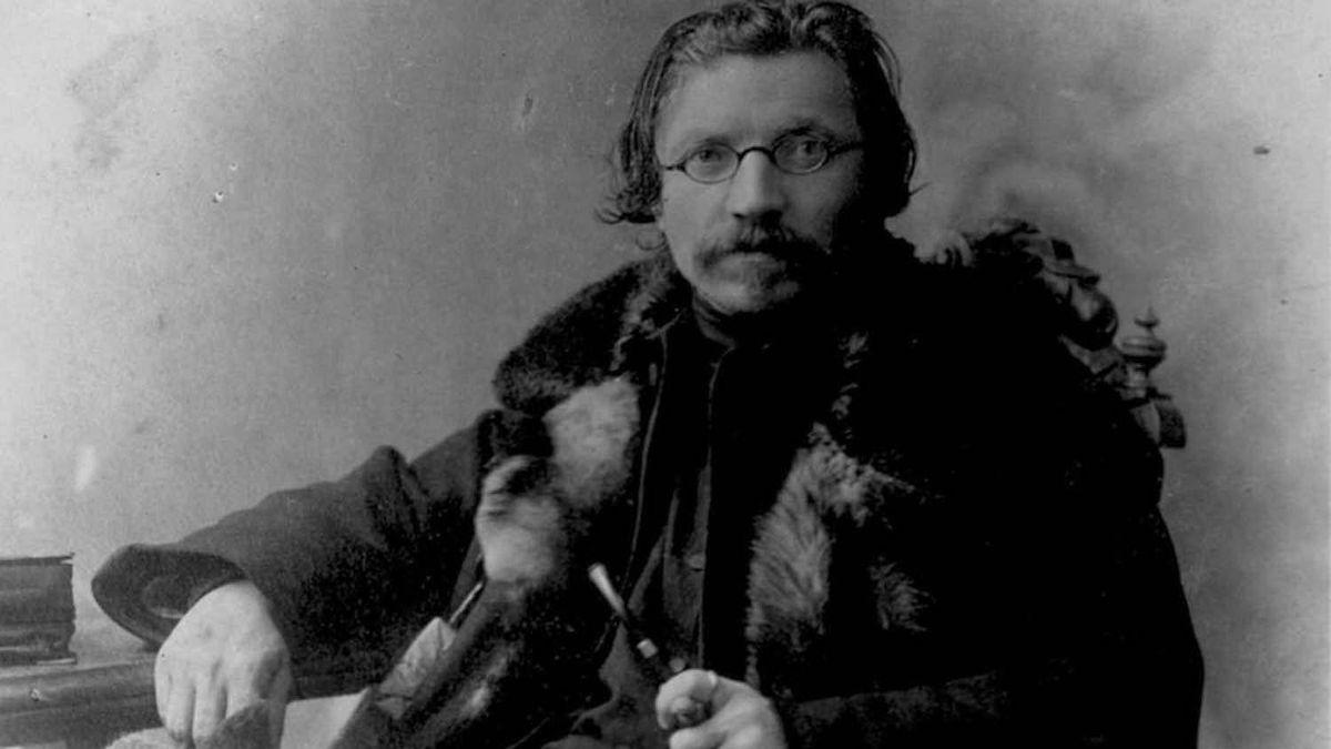 Sholem Aleichem circa 1905