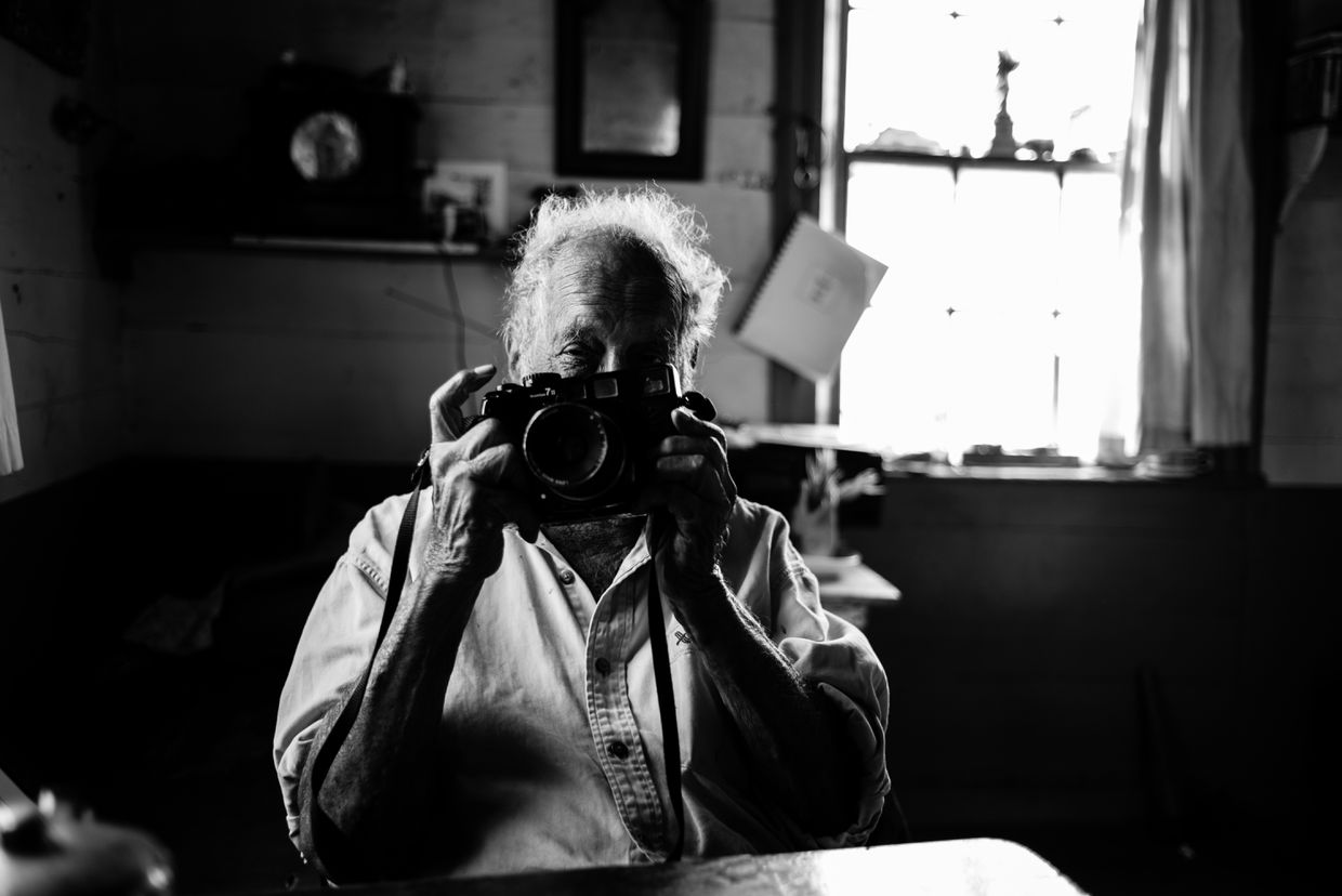 Finding Robert Frank: A Nova Scotian's improbable friendship with the photographer in his final years