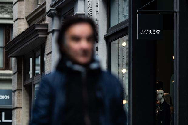 J.Crew files for Chapter 11 bankruptcy protection amid pandemic