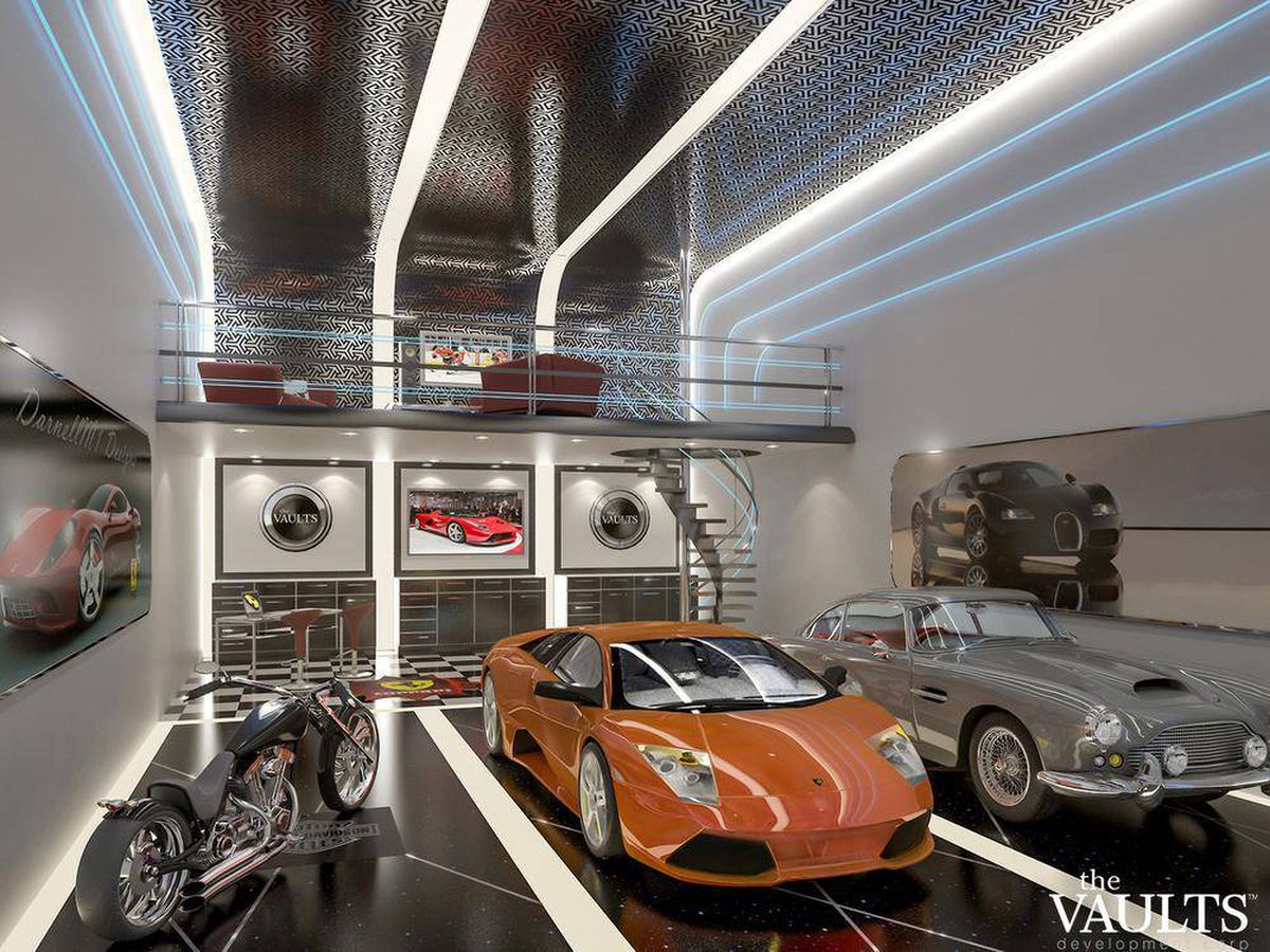 Car condo a luxury crib to store your collectibles the