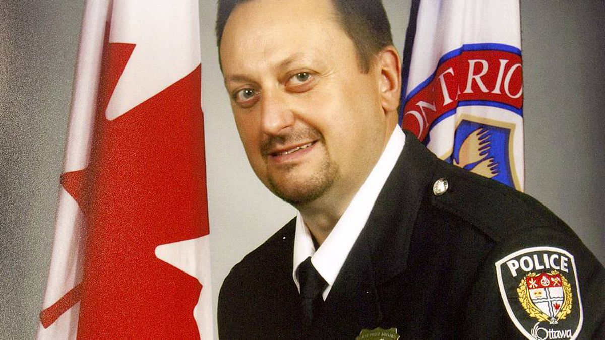 Ottawa Police Constable Eric Czapnik was ambushed and stabbed to death while sitting in his cruiser outside a hospital.