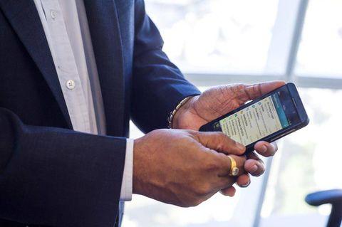 Smartphone disaster alert system under debate, but years away: experts