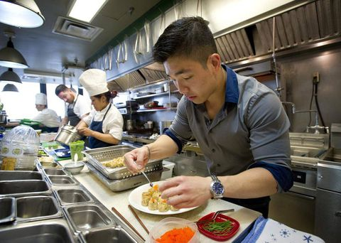 From MasterChef to Toronto restaurant owner: How Eric Chong's career went from 0 to 100