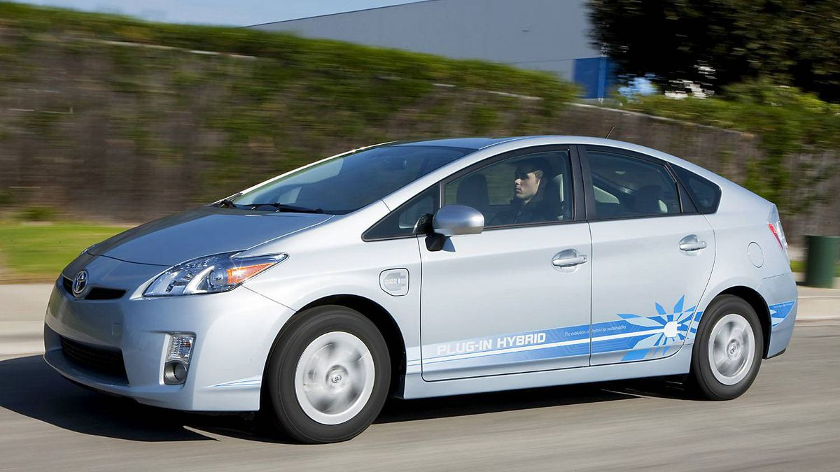 2011 Toyota Prius: Canada's most fuel efficient car also has a reputation for durability and reliability. It's great in crash tests, too.