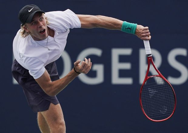 Shapovalov falls to Haase in Rogers Cup