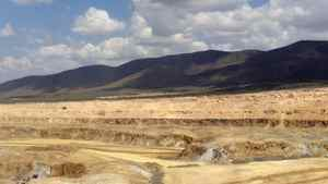 GoldCorp Penasquito mine in Mexico.