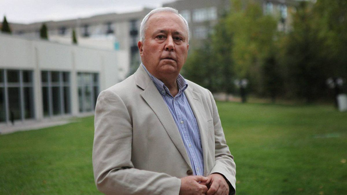 Cevat Ones, 69, former deputy chief of Turkey's leading spy agency, National Intelligence Organization, retired in 2005. He says he regrets the human rights violations committed by his agency in the dirty war against Kurdish insurgents, and wants his country to adopt a more modern constitution.