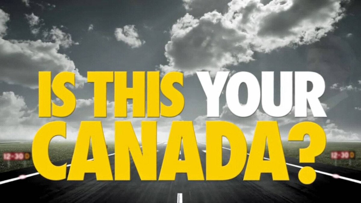 A detail from Liberal attack ads unveiled on Jan. 21, 2010.