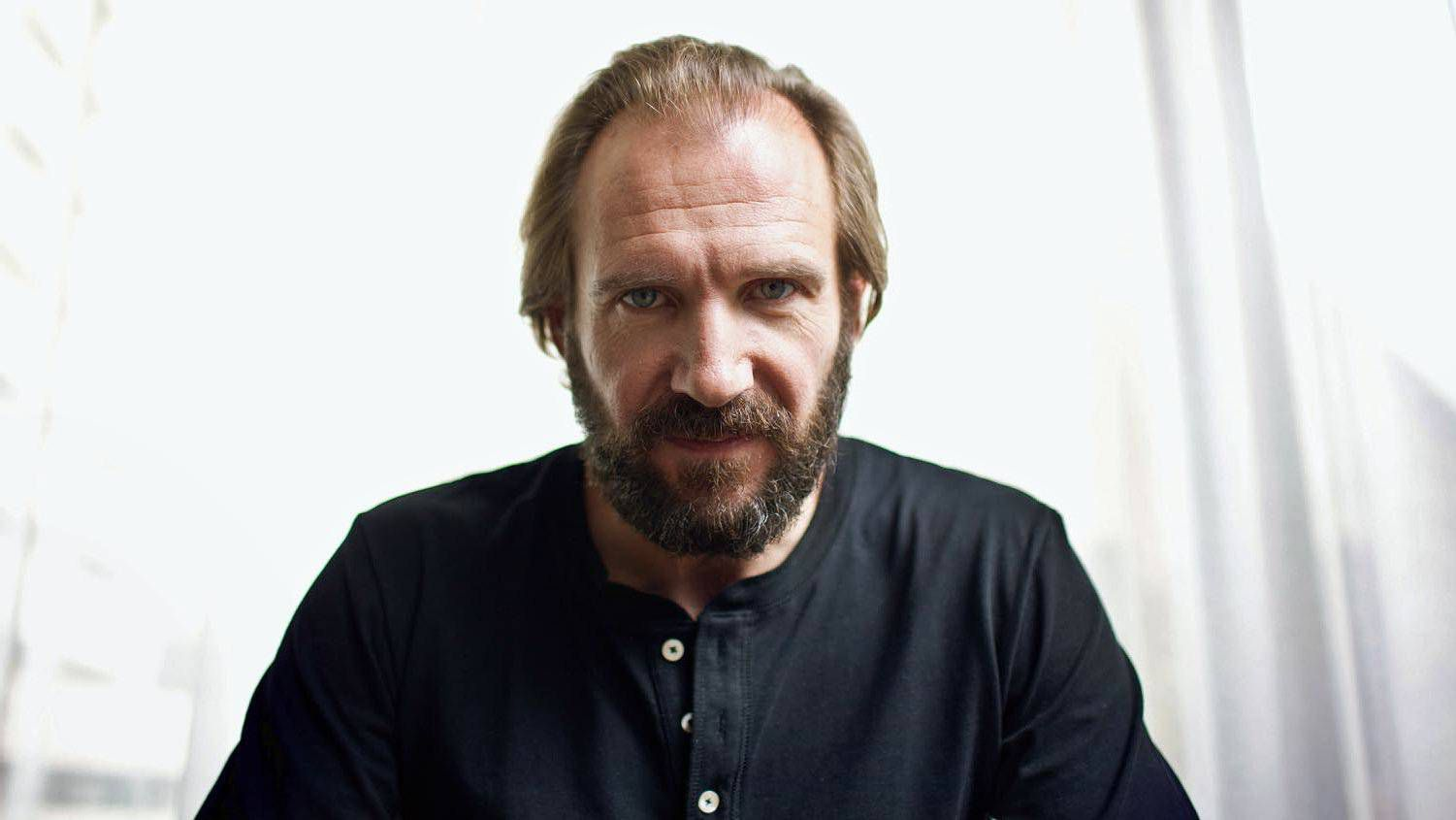 Another face of Ralph Fiennes - The Globe and Mail