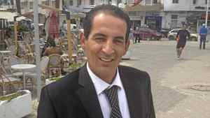 Wajdi Chortani of Enco. He is the Tunisian man who claims SNC demanded a bribe from Him