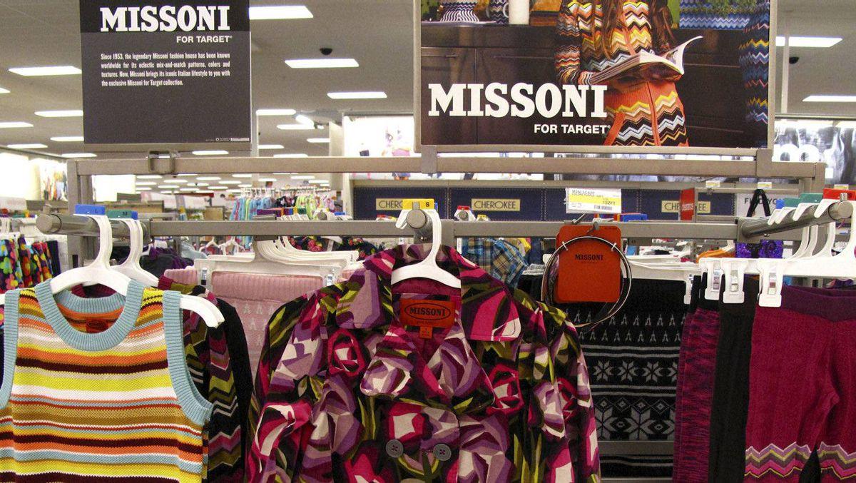 A Target Corp. store in Vista, Calif.