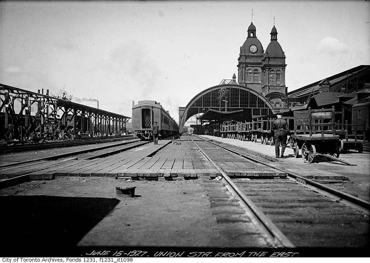 City of Toronto Archives